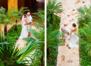 couples isla mujeres wedding photographer