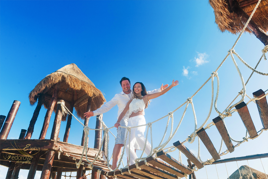 isla mujeres photography couple