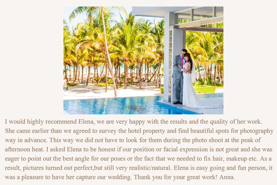 review photographer isla mujeres