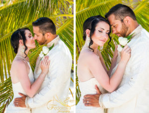 wedding vow renewal island mujeres