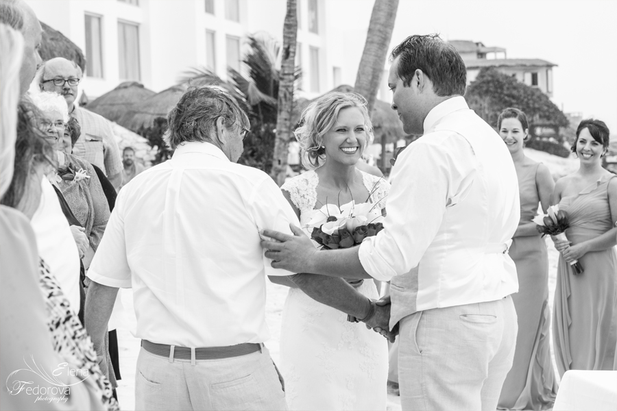 wedding photographers isla mujeres