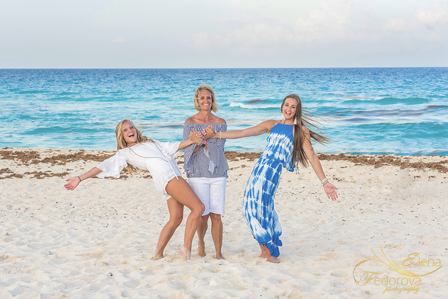 family reunion in isla mujeres