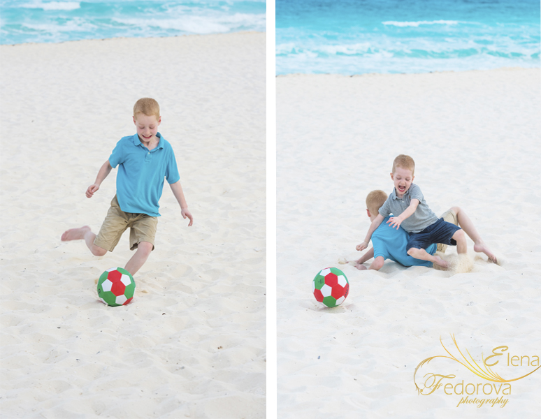 ideas for beach photo session Isla Mujeres