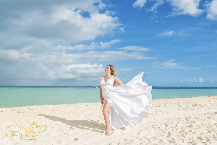 isla mujeres beach glamour photography