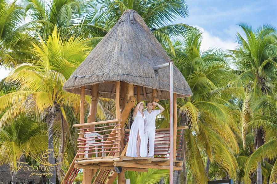 isla mujeres couple beach photography ideas