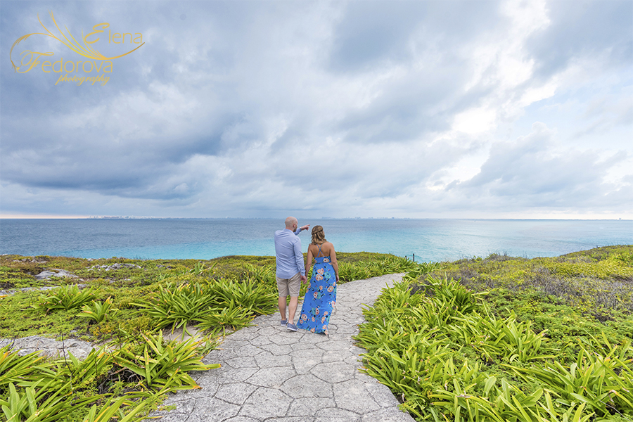 walk with me far away photo isla mujeres