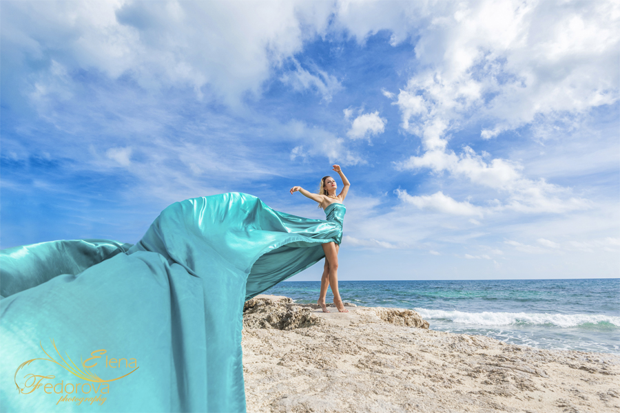 fashion photography isla mujeres