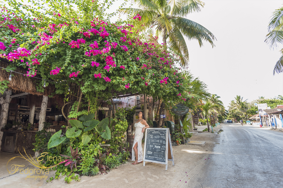 isla mujeres lifestyle photo shoot
